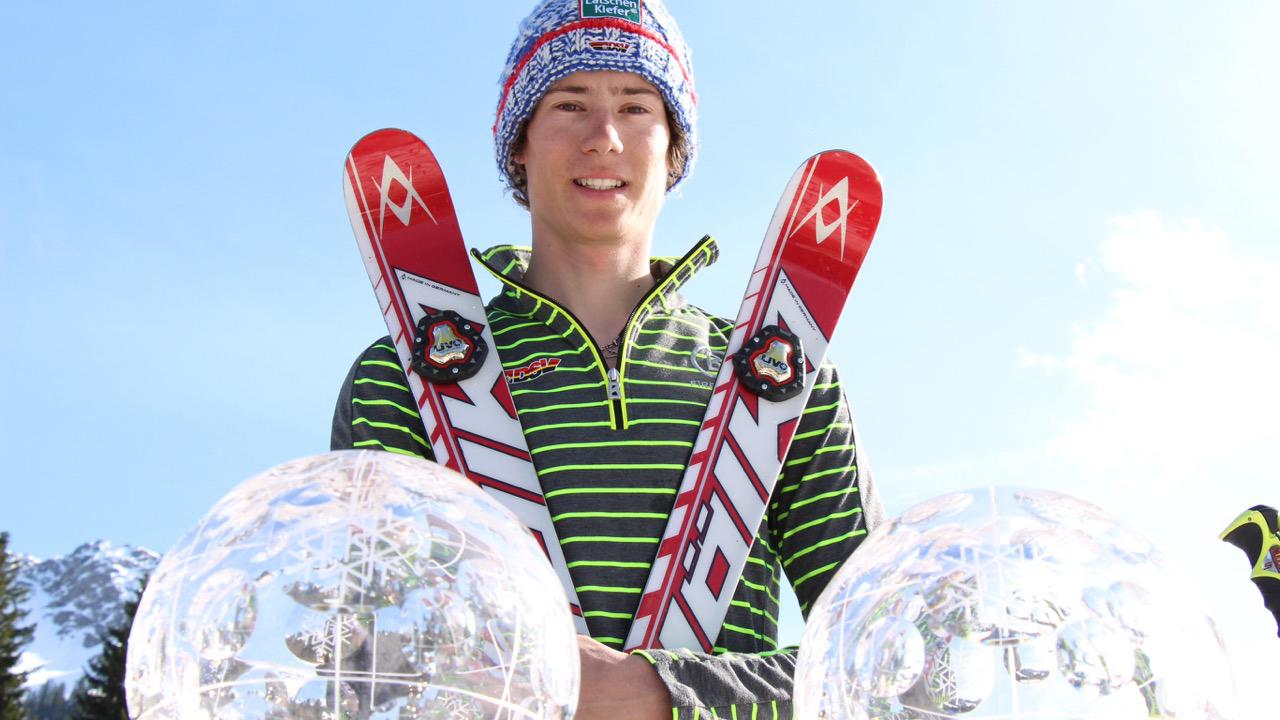 Referenz Telemark Weltmeister Tobias Müller