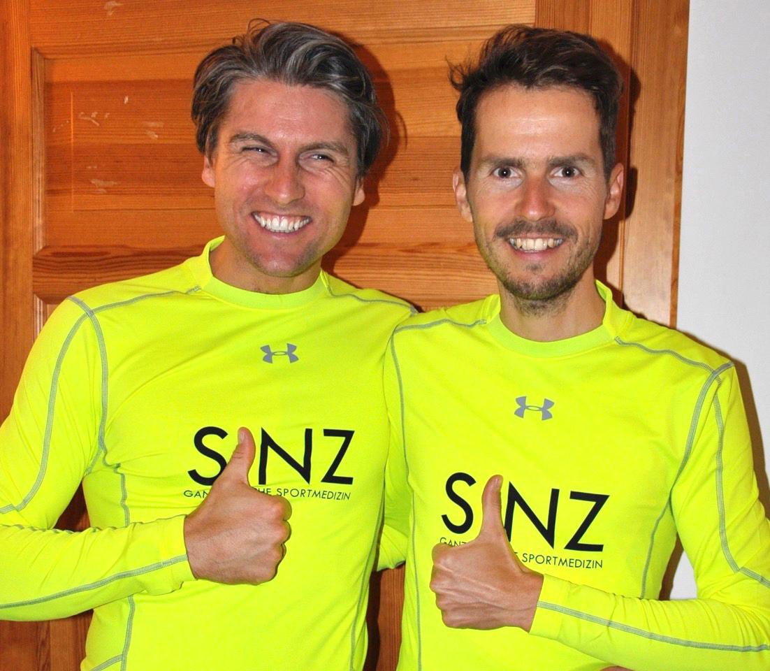Referenz Bergläufer und Bergzeitfahrer Jan Wessely