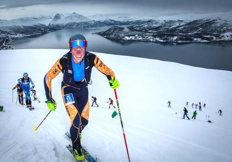Referenz Ski Bergsteiger Weltmeister Sepp Rottmoser