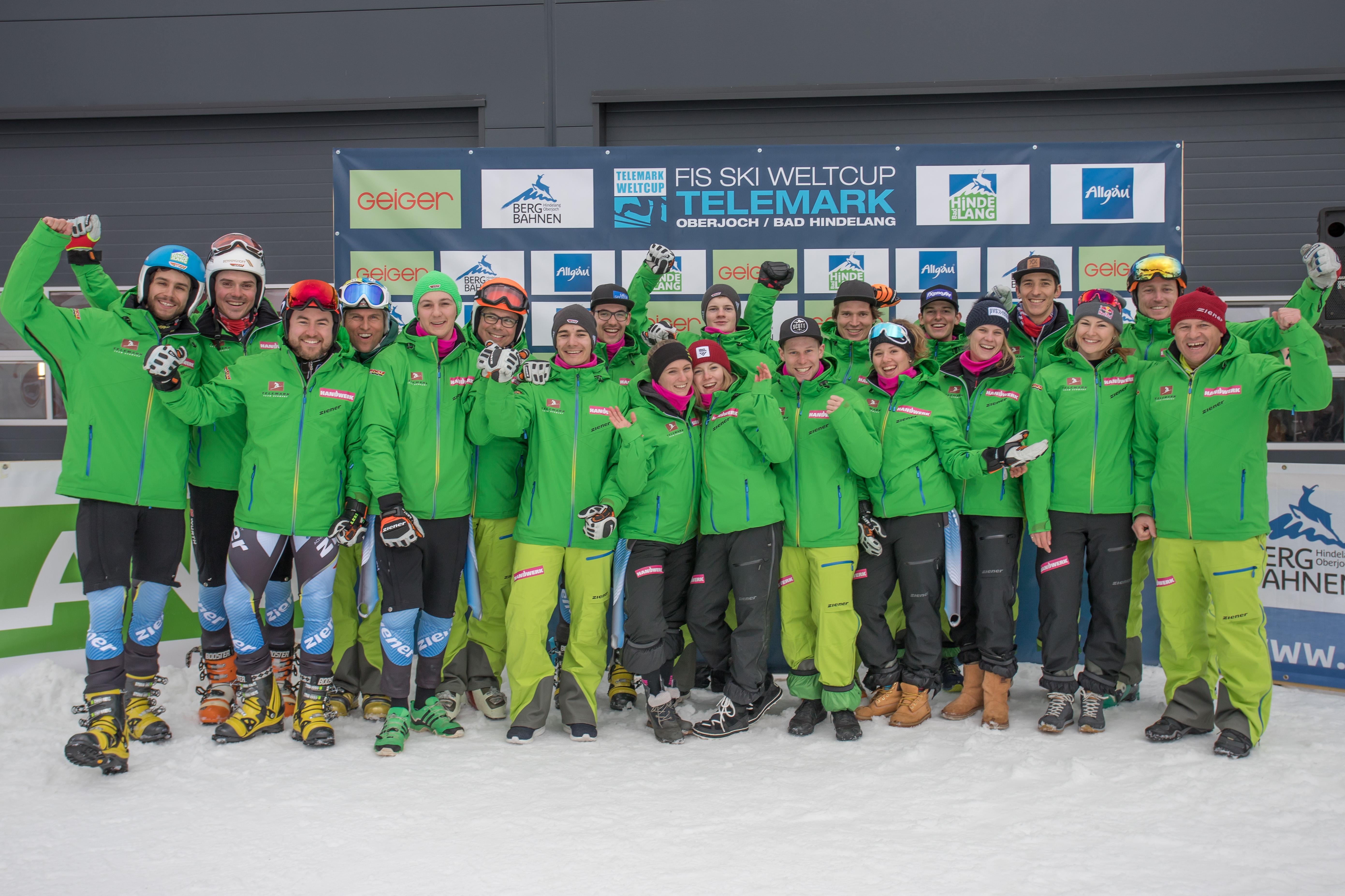 Oberjoch WM Telemark