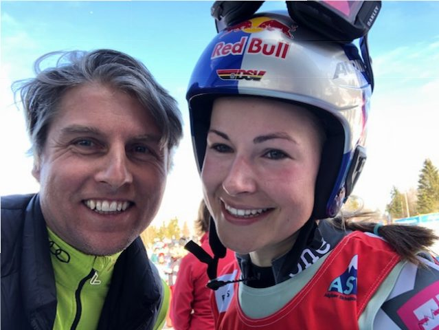 Johanna Holzmann Gesamtweltcup Gewinnerin Telemark