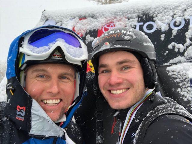 Stefan Baumeister Doppel Bronzegewinner Snowboard WM Park City Utah