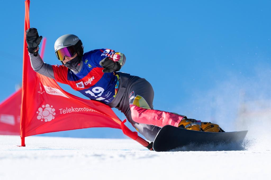 Cheyenne Loch 5. Platz WM 2021 Rogla Slowenien